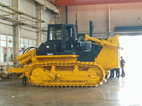 Earth moving machinery SHANTUI SD32 bulldozer and spare parts