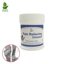 Fast Effective Herbal Pain Relief Natural Relax Menthol Ointment