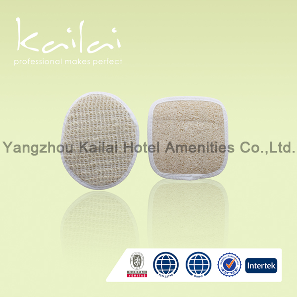 Disposable Natural Bath Loofah