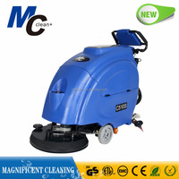 C510S Battery Power Floor Scrubber with Italy Ametek suction motor