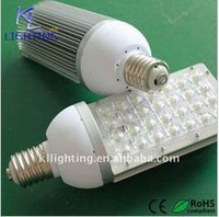 E40 28W High Power IP54 Outdoor LED Lighting led street light components