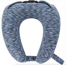 Memory Foam Hot sale Travel RestPillow with Compass and whistle