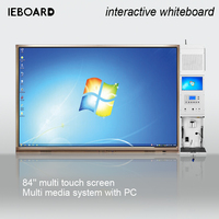 Infrared interactive whiteboard lcd interactive touch screen smart board tv