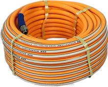 "1/2"" 1"" 2"" flexible pvc air line hose wholesale reinforced high pressure korea spray pvc hose pipe"