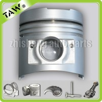 Stable mitsubishi canter high quality alfin piston
