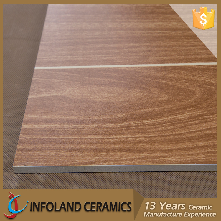 Wood Look Roto Print Porcelain 10mm Thickness Porcelan Tiles