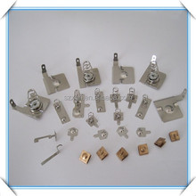 high quality copper wire stamping parts for cabinet catches and latches