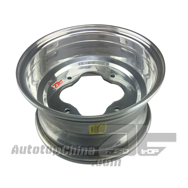 Hot Sale 14x8 Polished Rolled Lip Quad Rims for Polaris Ranger 900 XP