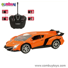 Wholesale high speed remote control 1/18 scale diecast model car