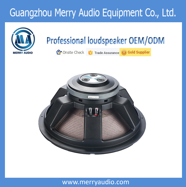 Top qaulity hot sale 18inch design big power line array ktv, bars, night clubs, indoor outdoor coaxial professional sub woof