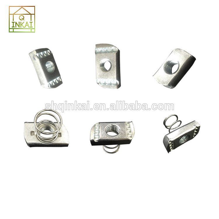 High Quality Stainless Steel Strut Spring Clip Nut