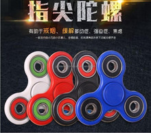 2017 Besting LED Fidget Hand Spinner with colorful led light