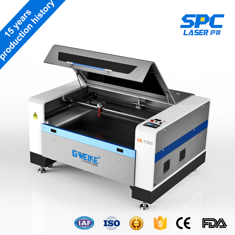 desktop laser cutter and engraver machine, 80 watt laser cutter