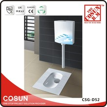 Good Price Ceramic Squat Toilet With Flush