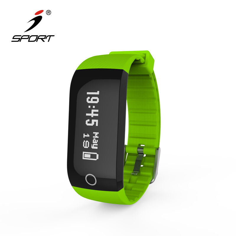 Bluetooth 4.0 Sleep Pedometer Monitor OLED Touch Screen Pedometer Smart Band