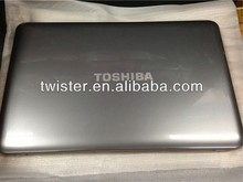 LAPTOP SHELL For TOSHIBA C850 lcd cover with bezel and hinges A cover +B cover+Hinges