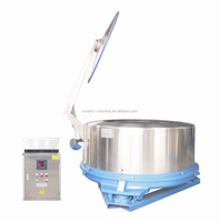 JF series Industrial hydro extractor centrifugal spin dryer/hydroextractor machine