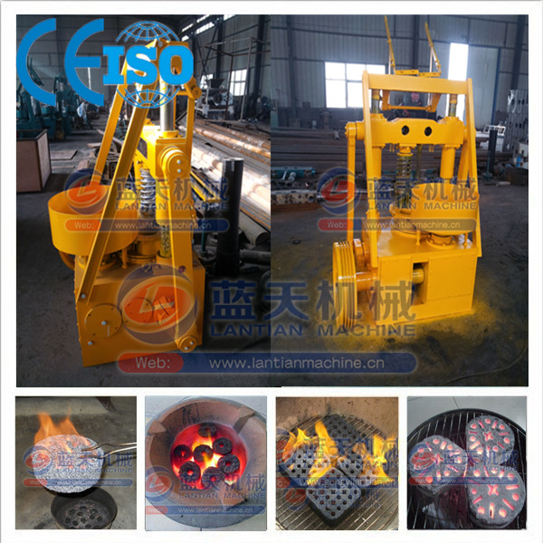 Competitive price brown coal briquettes making machine