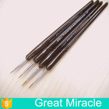 Medium size good painting weasel hair Langhao stroke outline liner calligraphy brush pen