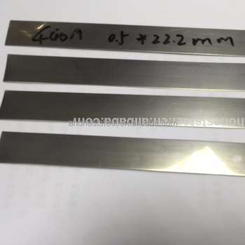 440A stainless steel strip, thickness 0.5mm, cold rolled, annealed