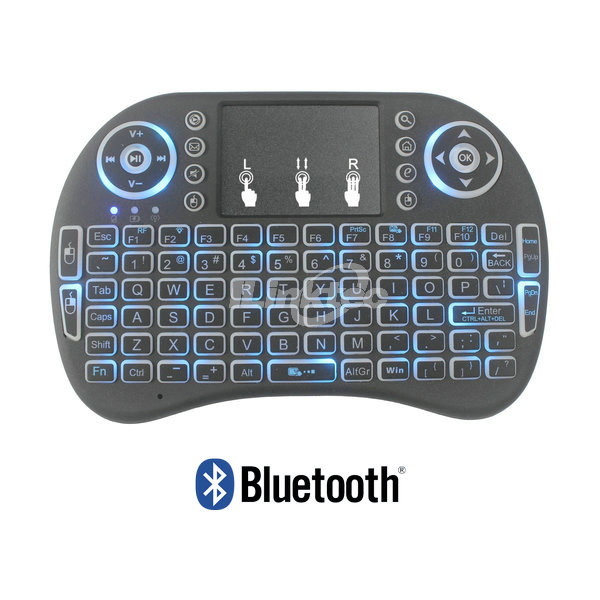 Top sales i8 Bluetooth mini wireless pocket keyboard remote mele air mouse f10