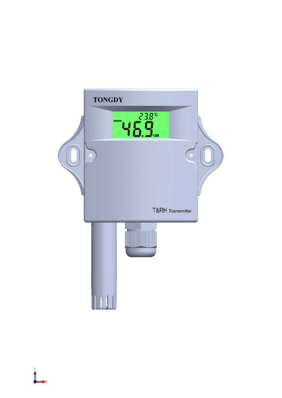 BAS transmitter modbus for temperature sensor