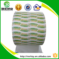 Waterproof flexo printing PE coated paper