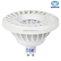 dimmable qr111 GU10 base smart dimmable CRI95/85 Nichia ar111 lamp