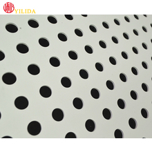 3mm thickness srainless steel perforated metal sheet
