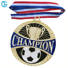 Design Your Own Special Custom Football Medal Medallion