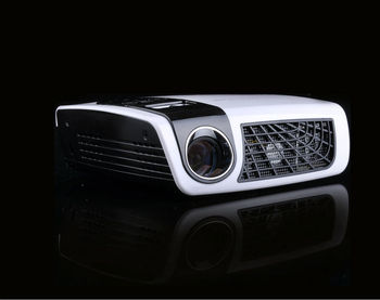 5% off Super bright !!! C7 Android dlp dvd projector with WIFI and DLNA