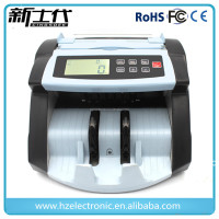 cheap mini currency bill counting machine , currency detector machine