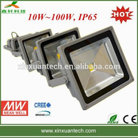 IP65 outdoor garden flood light 20W AC85-265V led floodlight floor lighting