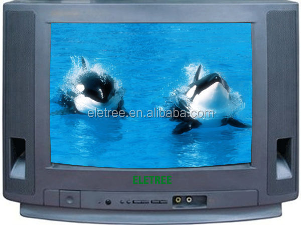 Good Quality Small Size CRT TV/ 14 Inch Colorful Televition (CRT-15)