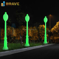 High quality 2 years warranty use for Garden lighting lamps