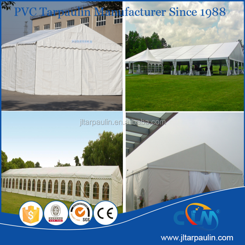 All kinds of PVC coated tarpaulin tent and membrane structure