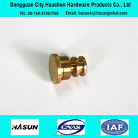 custom brass cnc machining singer industrial sewing machine parts made in China