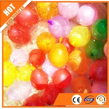 The best quality strong latex rings no leaking for magic water balloons self sealing,111 balloons one minute bomb