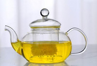 300ml,500ml,600ml,800ml,100ml,1200ml Heat-resistant glass teapot