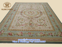 french flower design oriental handmade wool rug and carpet china savonnerie