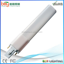 6W LED Plug-in Tube, LED PL lamp g23, LED PL Tube 8w