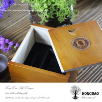 HONGDAO custom wooden jewelry box for watch for Christmas wholesale