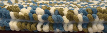 40*60cm 100% microfiber loop pile space dyed yarn with anti-slipping TPR baking chenille rugs