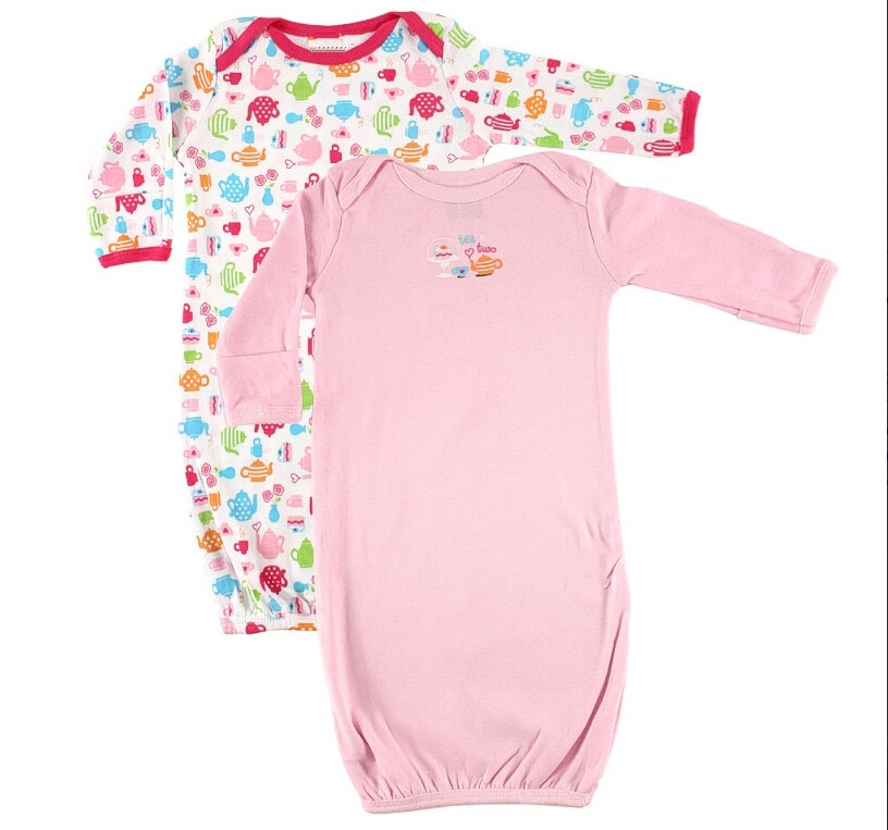Wholesale Bamboo Cotton Baby Kids Onesie Pajamas