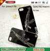 Special cool weapon gun design mobile phone PC back cover case for iPhone 5 5s