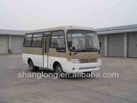 Chunzhou minibus JNQ6608 for export with 22 seats comfortble design