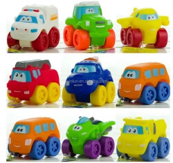 Custom cheap plastic toy car, Small plastic toy car for kids , Wholesale kids educational toy car