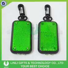 Promotion Safety Keychain Reflector Light For Bag
