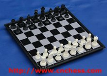 magnetic game chess set