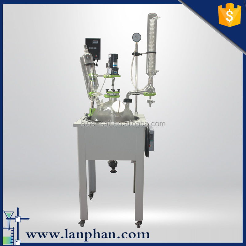 Good Reaction Glass Vessel for Scientific Research